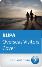 HBA Overseas Visitors Health Cover