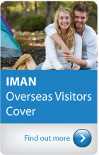IMAN Overseas Visitors Health Cover